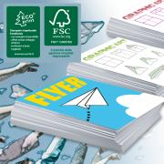 Stampa di volantini ecologici - Ecoprintweb.com - Per il GPP, Stampa Professionale, Ufficio, Tipografie, Per l'Azienda