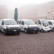 A Ferrara nuova flotta di auto elettriche  - AcquistiVerdi.it