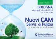 CAM servizi di Pulizia: il 18 aprile un workshop per aggiornarli - AcquistiVerdi.it