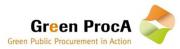 GPP e Patto dei Sindaci: Premio Green ProcA - AcquistiVerdi.it