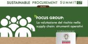 Sustainable Procurement Summit 2017  - AcquistiVerdi.it