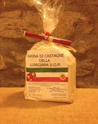 Farina di castagne della Lunigiana DOP - Cooperativa Montagna Verde - Eco Ristorazione, Alimentazione, Per la Persona