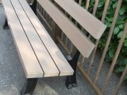 Panchina Silvy - Profilmi Plast80 - Per la Casa, Orto e Giardino, Arredi, Arredo Urbano, Per l'Azienda