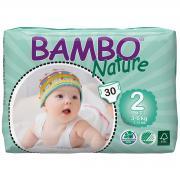 Pannolini monouso BAMBO Nature - Bimbo e Natura - Per te, Mamme e Bimbi, Pannolini