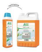 TANET orange - Detergente per superfici e pavimenti - Werner & Mertz Professional - Pulizia e Igiene, Superfici (pulizia professionale), Per gli Alberghi, Eventi Sostenibili, Per il GPP, Per l'Azienda