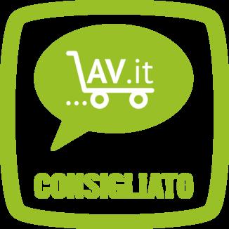 Consigliato da AcquistiVerdi.it, criterio di accettazione su AcquistiVerdi.it