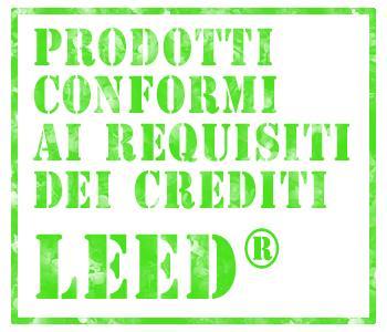 Prodotti conformi rispetto ai requisiti LEED®