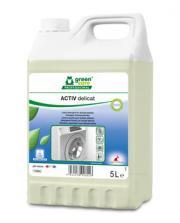 ACTIV delicat - Detergente liquido per capi delicati - Werner & Mertz Professional - Eco Ristorazione, Pulizia e Igiene, Macchine, Tessuti (pulizia professionale), Per gli Alberghi, Eventi Sostenibili, Per il GPP, Per l'Azienda, Per la Scuola