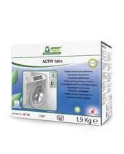 ACTIV tabs - Detersivo per bucato ultra-concentrato - Werner & Mertz Professional - Eco Ristorazione, Pulizia e Igiene, Tessuti (pulizia professionale), Per gli Alberghi, Eventi Sostenibili, Per il GPP, Per l'Azienda