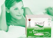 Assorbenti giorno ali Soavì Nature - Farmac Zabban - Per la Persona, Cosmesi e Igiene Personale, Igiene Femminile