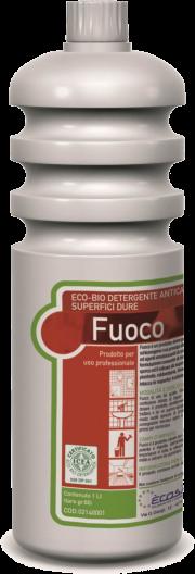 FUOCO - Eco-bio detergente anticalcare - È COSÌ  - Eco Ristorazione, Pulizia e Igiene, Eventi Sostenibili, Per gli Alberghi, Per l'Azienda, Per la Scuola