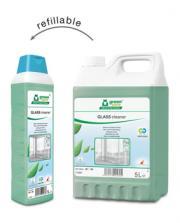 GLASS cleaner - Detergente per vetri e superfici lucide - Werner & Mertz Professional - Eco Ristorazione, Pulizia e Igiene, Superfici (pulizia professionale), Per gli Alberghi, Eventi Sostenibili, Per il GPP, Per l'Azienda, Per la Scuola