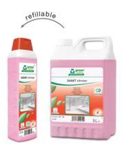 SANET zitrotan - Detergente acido per sanitari - Werner & Mertz Professional - Eco Ristorazione, Pulizia e Igiene, Superfici (pulizia professionale), Per gli Alberghi, Eventi Sostenibili, Per il GPP, Per l'Azienda, Per la Scuola