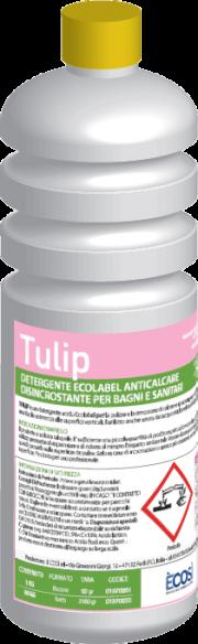 TULIP - Anticalcare per bagni e sanitari - È COSÌ  - GPP, Pulizia e prodotti per l'igiene, Prodotti pulizia superfici, Ho.Re.Ca.