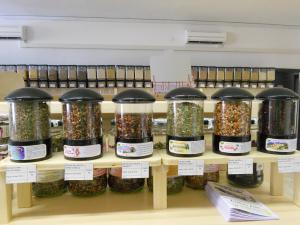 Dispenser per la vendita di prodotti sfusi - AcquistiVerdi.it