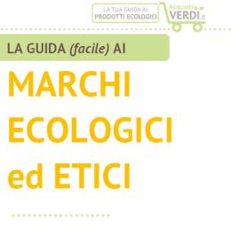 Nuova Guida (facile) ai Marchi Ecologici ed Etici - AcquistiVerdi.it