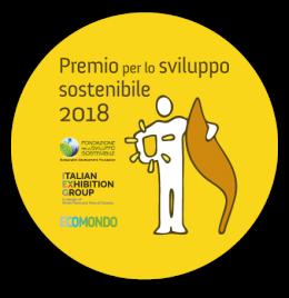 Premio Sviluppo Sostenibile 2018 - AcquistiVerdi.it