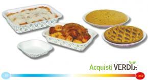 Contenitori alimentari Biopap® - Cartonspecialist - Per la Casa, Stoviglie Monouso, Altri Contenitori, Eco Ristorazione, Per gli Alberghi, Eventi Sostenibili, Per il GPP, Per l'Azienda, Per la Scuola