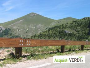 Barriera N2 Bordo Laterale - Margaritelli - Arredi, Sicurezza Stradale
