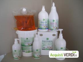 """Detergenti liquidi per mani e corpo """"ecolabel"""" - SE.COM. - Per la Persona, Cosmesi e Igiene Personale, Igiene Personale"""