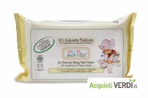 Anthyllis salviette bio  - Pierpaoli - Mamme e Bimbi, Igiene per il Bambino