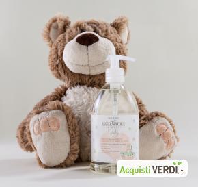 Bagno-shampoo delicato Fiori di Lino - Maternatura - Per te, Cosmesi e Igiene Personale, Igiene Donna, Igiene Personale, Mamme e Bimbi, Igiene per il Bambino
