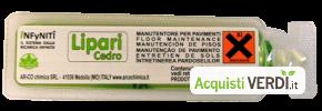 Caps Pavimenti LIPARI cedro - Infyniti - Eco Ristorazione, Pulizia e Igiene, Superfici (pulizia professionale), Per il GPP, Eventi Sostenibili, Per gli Alberghi, Per l'Azienda, Per la Scuola