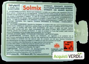 Caps Infyniti Pulizia di fondo SOLMIX - ARCO - GPP, Pulizia e prodotti per l'igiene, Prodotti pulizia superfici, Ho.Re.Ca.