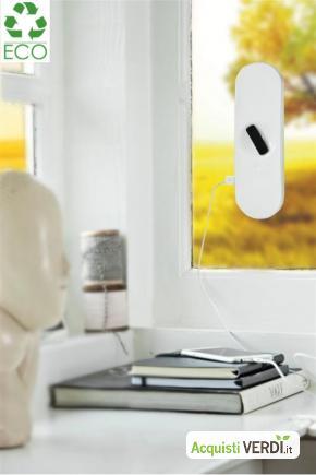 Caricabatteria solare Sun Solo - 2500 mAh - Gadgetpersonalizzato by Autori - GPP, Gadget, Hotel Restaurants Catering