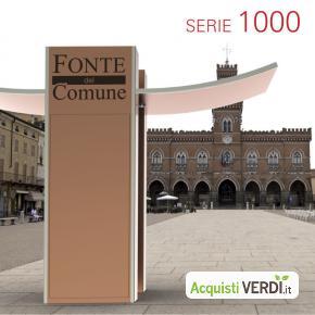 """Casa dell'Acqua """"Fonte Artide serie 1000"""" - Artide srl - Per gli Alberghi, Arredi, Arredo Urbano, Per il GPP, Per l'Azienda"""