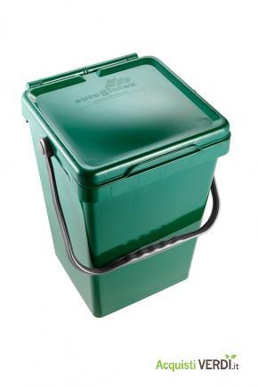 Contenitori Ecobox 20-25-30 litri - Eurosintex - Eco Ristorazione, Gestione Rifiuti, Raccolta Differenziata Professionale, Per gli Alberghi, Eventi Sostenibili, Per il GPP, Per l'Azienda, Per la Scuola