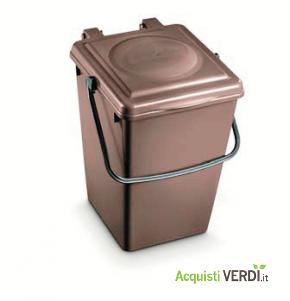 Contenitori Ecobox 7-10 litri  - Eurosintex - GPP, Rifiuti urbani, Raccolta Differenziata Professionale, Gestione Rifiuti, Ho.Re.Ca.
