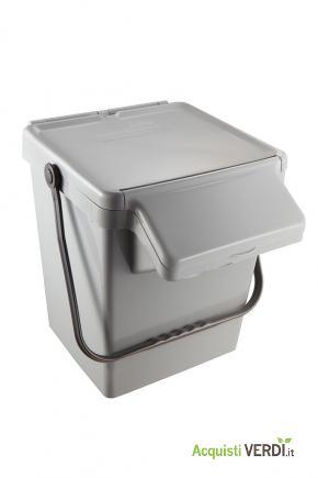 Contenitori Ecotop 30 - 35 - 40 litri  - Eurosintex - Eco Ristorazione, Gestione Rifiuti, Raccolta Differenziata Professionale, Per gli Alberghi, Eventi Sostenibili, Per il GPP, Per l'Azienda, Per la Scuola