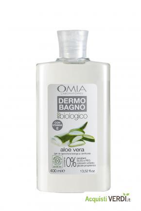 Dermo bagno Aloe Vera - Omia laboratoires - Per la Persona, Cosmesi e Igiene Personale, Cosmesi