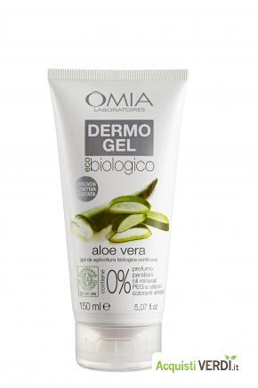 Dermogel Aloe Vera - Omia laboratoires - Per la Persona, Cosmesi e Igiene Personale, Cosmesi