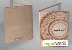Eco Agende personalizzabili - Alisea - GPP, Gadget, Cancelleria, Ufficio, Quaderni e Agende, Hotel Restaurants Catering, Regali Aziendali