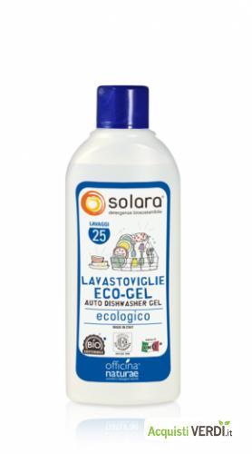 Ecogel Lavastoviglie Solara - Ferred - Per la Casa, Prodotti per la pulizia, Stoviglie