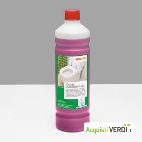 Ecolabel disincrostante WC - ALLEGRINI SPA - GPP, Pulizia e prodotti per l'igiene, Prodotti pulizia superfici, Ho.Re.Ca.