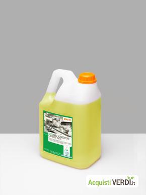 Ecolabel sgrassatore concentrato - ALLEGRINI SPA - GPP, Pulizia e prodotti per l'igiene, Prodotti pulizia superfici, Ho.Re.Ca.