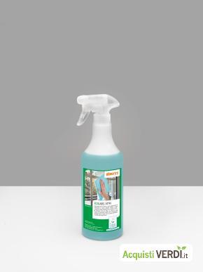 Ecolabel vetri - ALLEGRINI SPA - GPP, Pulizia e prodotti per l'igiene, Prodotti pulizia superfici, Ho.Re.Ca.