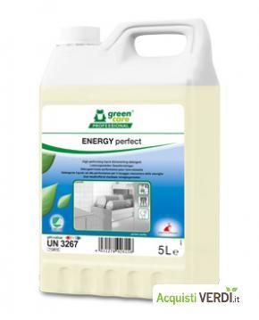 ENERGY perfect - Detergente per lavastoviglie ecologico - Werner & Mertz Professional - Eco Ristorazione, Pulizia e Igiene, Stoviglie (pulizia professionale), Per gli Alberghi, Eventi Sostenibili, Per il GPP, Per l'Azienda, Per la Scuola
