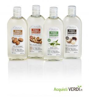 Fisio shampoo - Omia laboratoires - Per la Persona, Cosmesi e Igiene Personale, Cosmesi