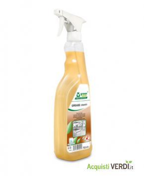 GREASE classic - Detergente per la cucina - Werner & Mertz Professional - Eco Ristorazione, Pulizia e Igiene, Superfici (pulizia professionale), Per gli Alberghi, Eventi Sostenibili, Per il GPP, Per l'Azienda