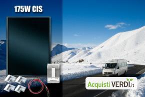 Kit Camper 175W CIS  - Il Portale del Sole - Veicoli, Lubrificanti, Risparmio Elettrico, Riduzione dei Consumi