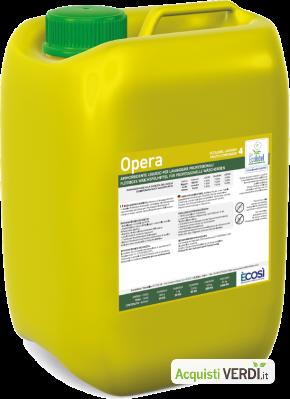 OPERA ammorbidente - È COSÌ  - GPP, Pulizia e prodotti per l'igiene, Prodotti pulizia tessuti, Ho.Re.Ca.