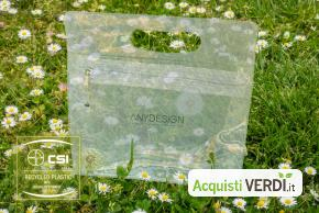 Packaging in materiale riciclato E.V.A. personalizzabile - Anydesign Srl - GPP, Imballaggi, Gadget, Ho.Re.Ca., Regali Aziendali