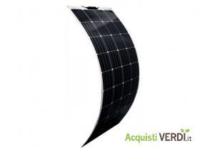 Pannello fotovoltaico flessibile 60W nautica celle SunPower - Il Portale del Sole - GPP, Veicoli, Ho.Re.Ca., Risparmio Elettrico, Riduzione dei Consumi, Edilizia, Per te, Servizi energetici per gli edifici, Produzione di Energia, Calore e Raffrescamento