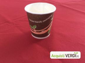Tazzine caffè - SE.COM. - Per la Casa, Stoviglie Monouso, Eco Ristorazione, Per gli Alberghi, Eventi Sostenibili, Per il GPP, Per l'Azienda, Per la Scuola