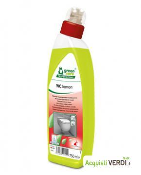 WC lemon - Detergente per WC al limone - Werner & Mertz Professional - Eco Ristorazione, Pulizia e Igiene, Stoviglie (pulizia professionale), Superfici (pulizia professionale), Per gli Alberghi, Eventi Sostenibili, Per il GPP, Per l'Azienda, Per la Scuola