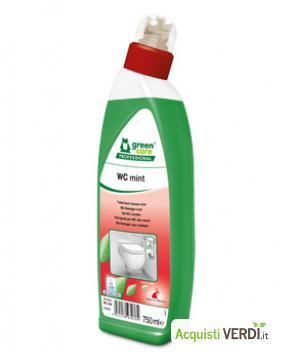 WC mint - Detergente per WC alla menta  - Werner & Mertz Professional - Eco Ristorazione, Pulizia e Igiene, Superfici (pulizia professionale), Per gli Alberghi, Eventi Sostenibili, Per il GPP, Per l'Azienda
